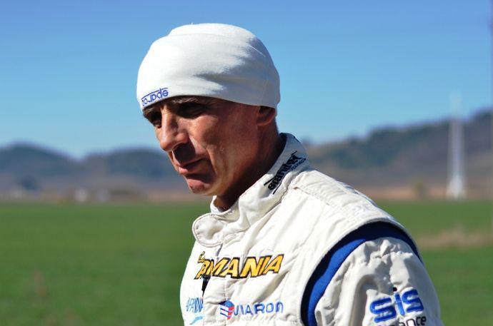 """Francois Delecour: """"Cred ca Raliul Aradului poate ajunge etapa in campionatul European sau chiar cel Mondial""""."""
