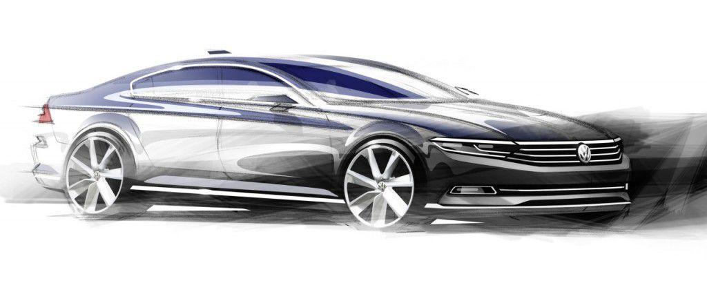 Tot ce trebuie sa stii despre viitorul Volkswagen Passat