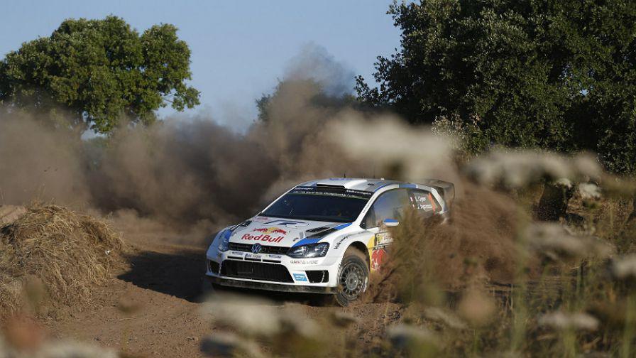 WRC Italia – Sebastien Ogier se impune in Sardinia