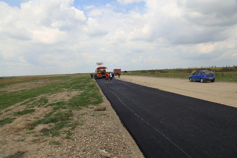 Circuitul Motor Park din Adancata va fi gata la toamna