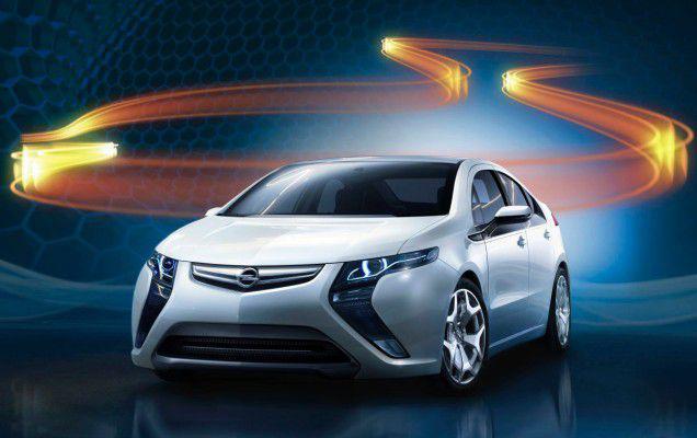 Opel vrea sa renunte la Ampera