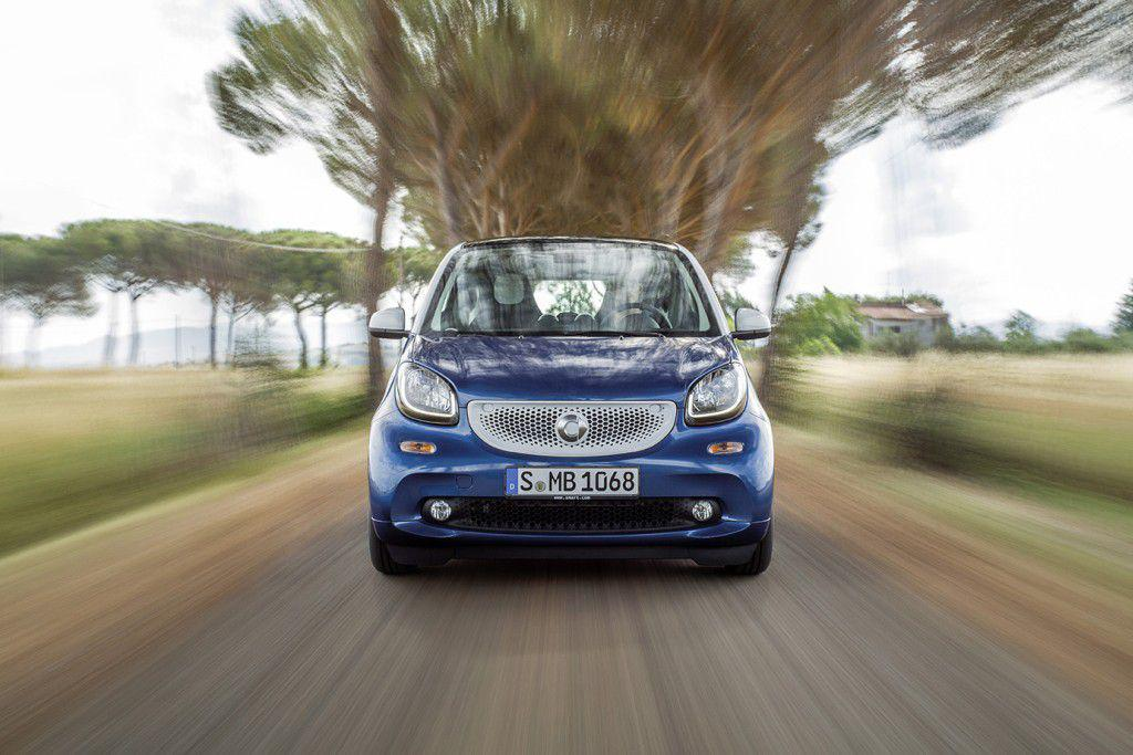 smart ForTwo si ForFour Electric Drive vor debuta in 2016