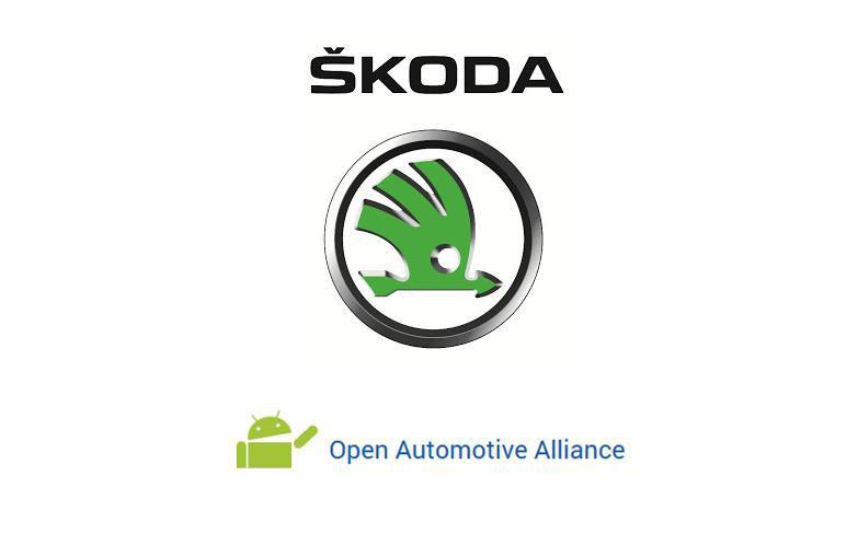 Skoda este noul membru al Open Automotive Alliance