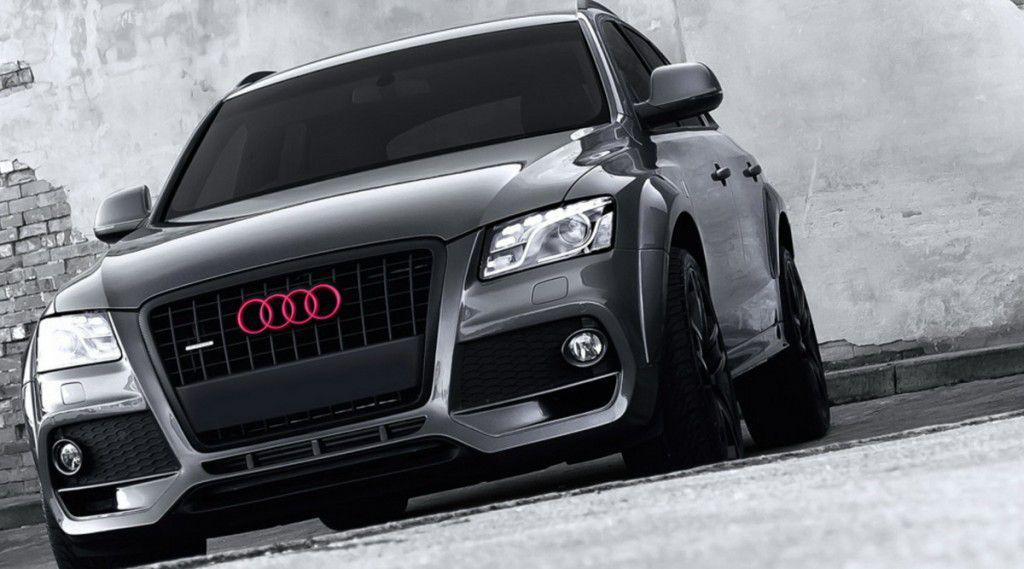 Audi Q5 modificat de Kahn Design