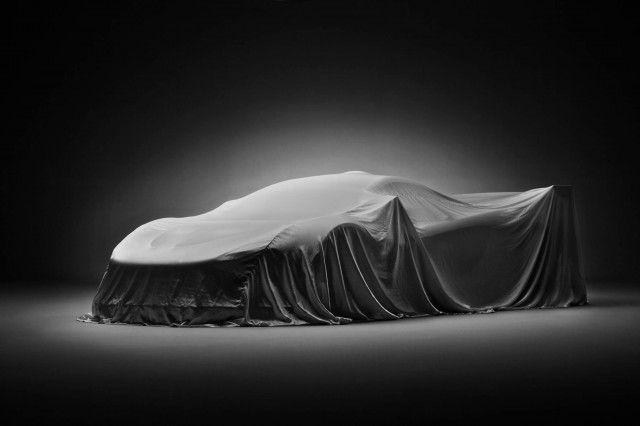 McLaren P1 GTR – O prima imagine teaser