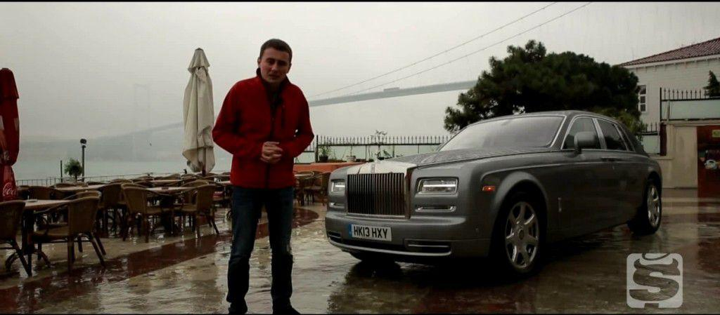 Test Rolls-Royce Phantom Series II
