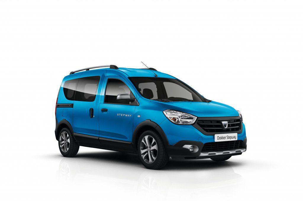 UPDATE: Dacia Lodgy Stepway si Dacia Dokker Stepway – Prețuri pentru piața din România
