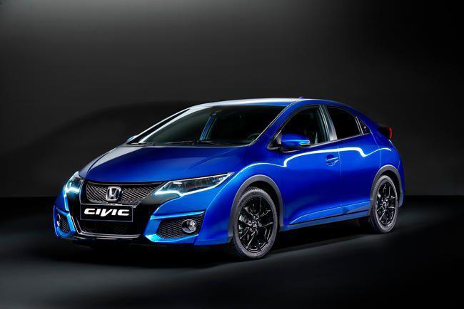 Oficial: Honda Civic facelift – Precizie japoneza