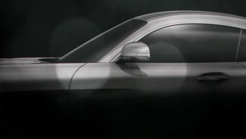 Un nou teaser cu viitorul Mercedes-AMG GT