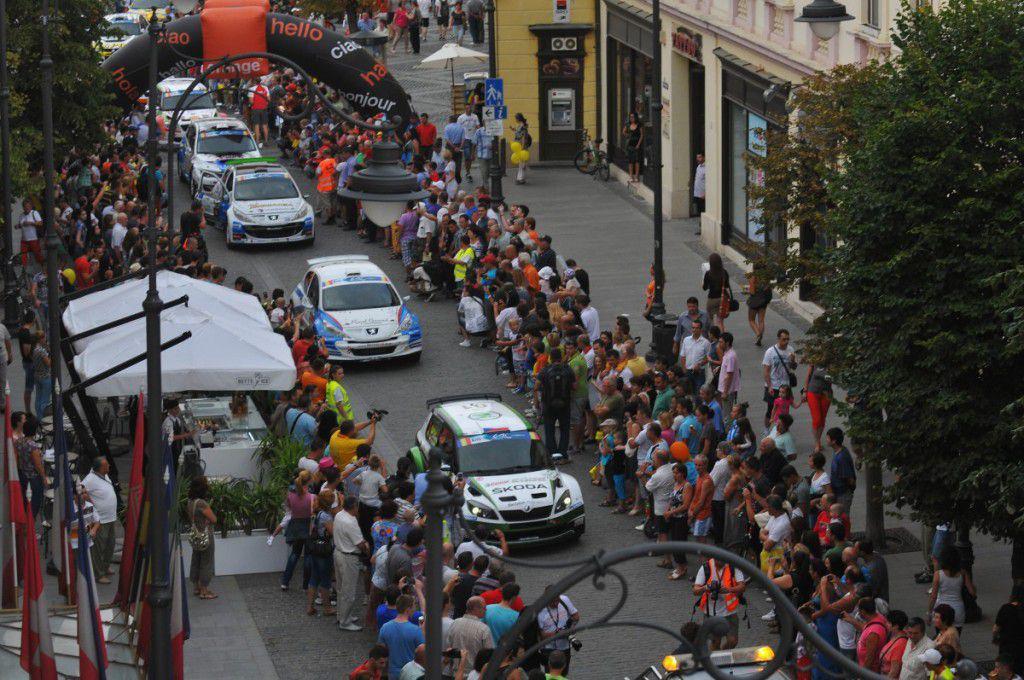 Sibiu Rally Challenge – Un Goodwood Festival of Speed in versiunea romaneasca