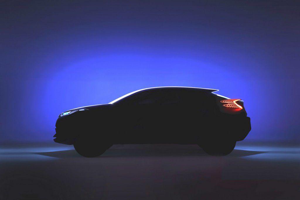 PARIS 2014: Toyota C-HR Concept – Prototipul unui viitor crossover compact