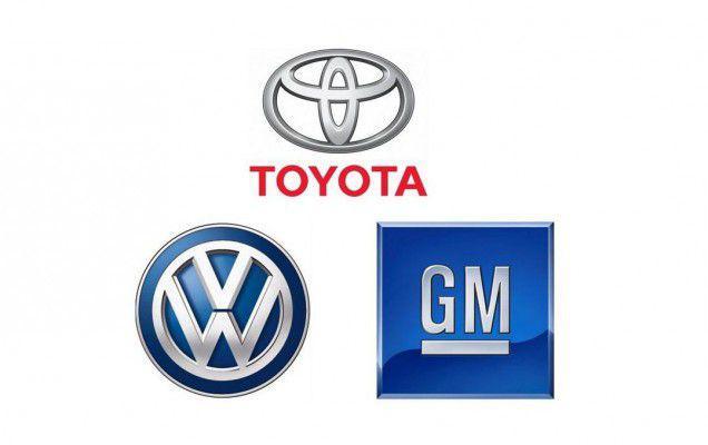Toyota ramane cel mai mare constructor si in primele 9 luni ale anului