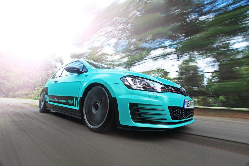 Volkswagen Golf GTI modificat de Cam Shaft