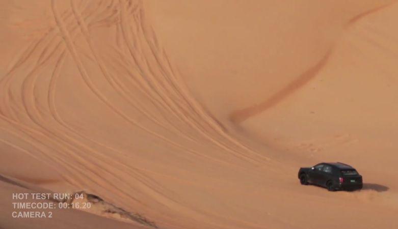 Un nou teaser video cu Bentley Bentayga