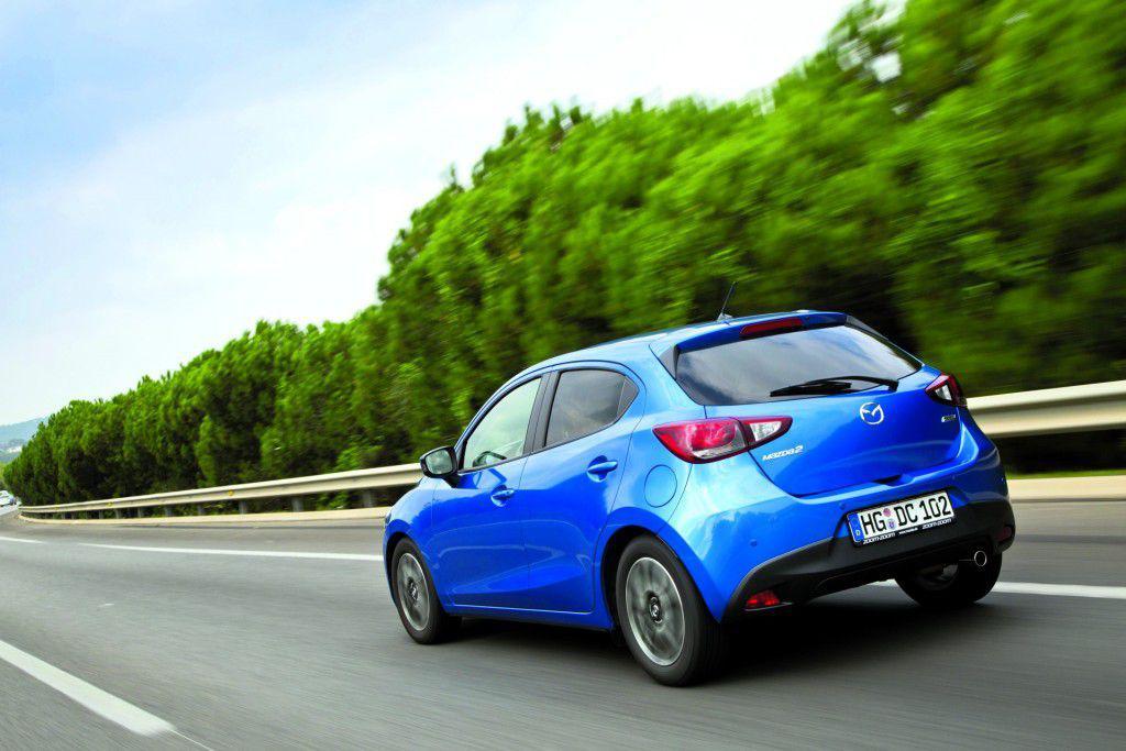 Test-drive Mazda2 – De 4 ori Mazda