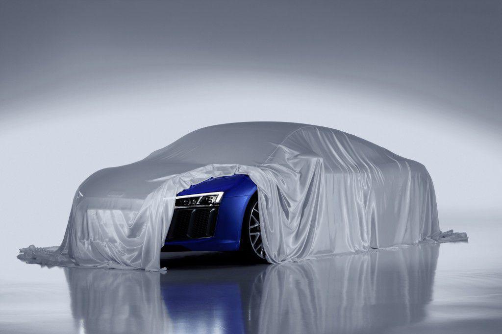 Audi R8 – Primul teaser cu viitoarea generație a supercar-ului din Ingolstadt