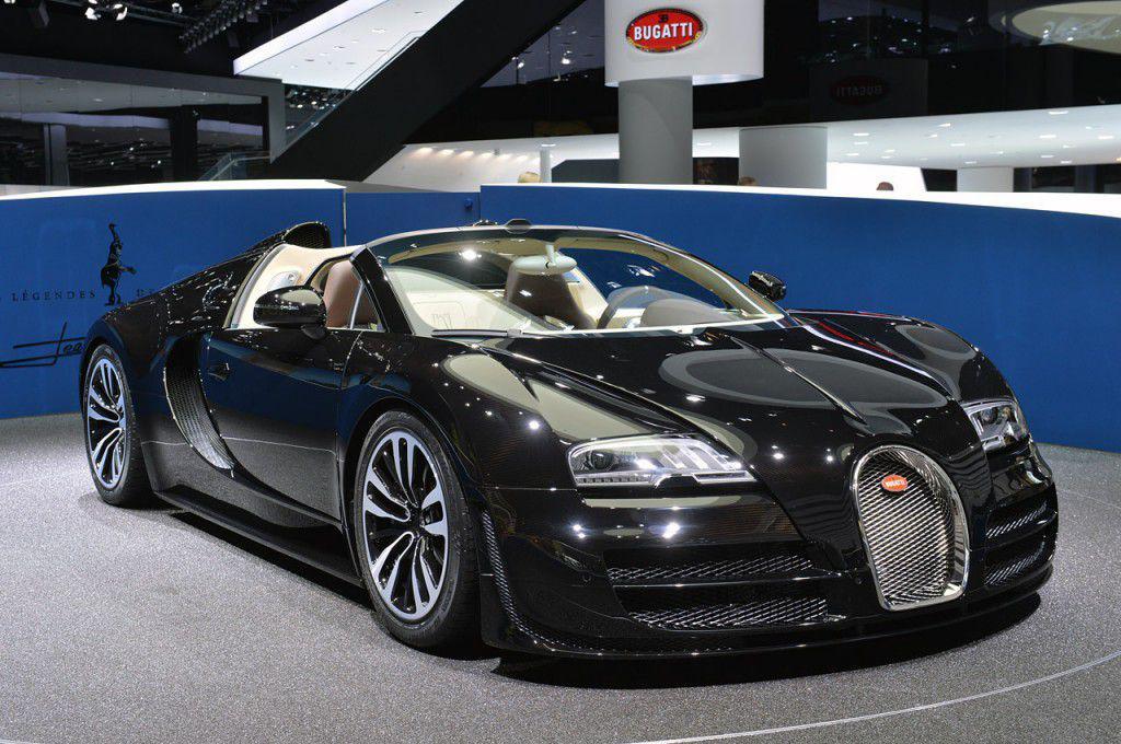 Ultimul Bugatti Veyron va fi prezentat la Geneva