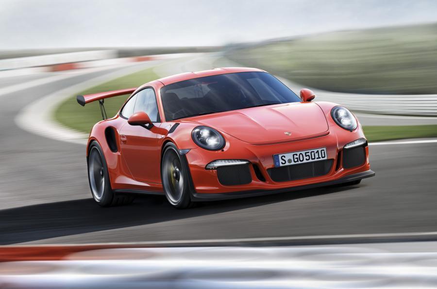Porsche 911 GT3 RS își face de cap pe circuitul de teste de la Nardo