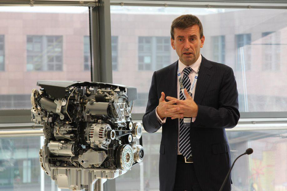 Interviu Pierpaolo Antonioli, Managing Director and Global Diesel Sector Executive Director Opel