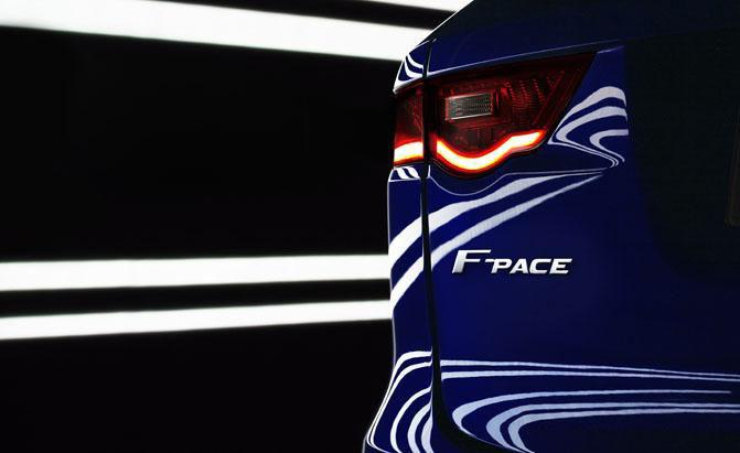 UPDATE Video: Primul teaser video cu Jaguar F-Pace