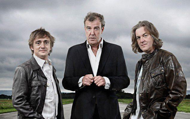House of Cars ar putea fi numele viitorului show pregătit de Clarkson și compania