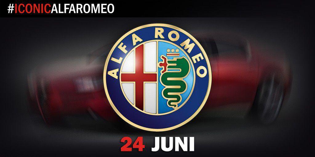 Alfa Romeo Giulia va debuta pe 24 iunie