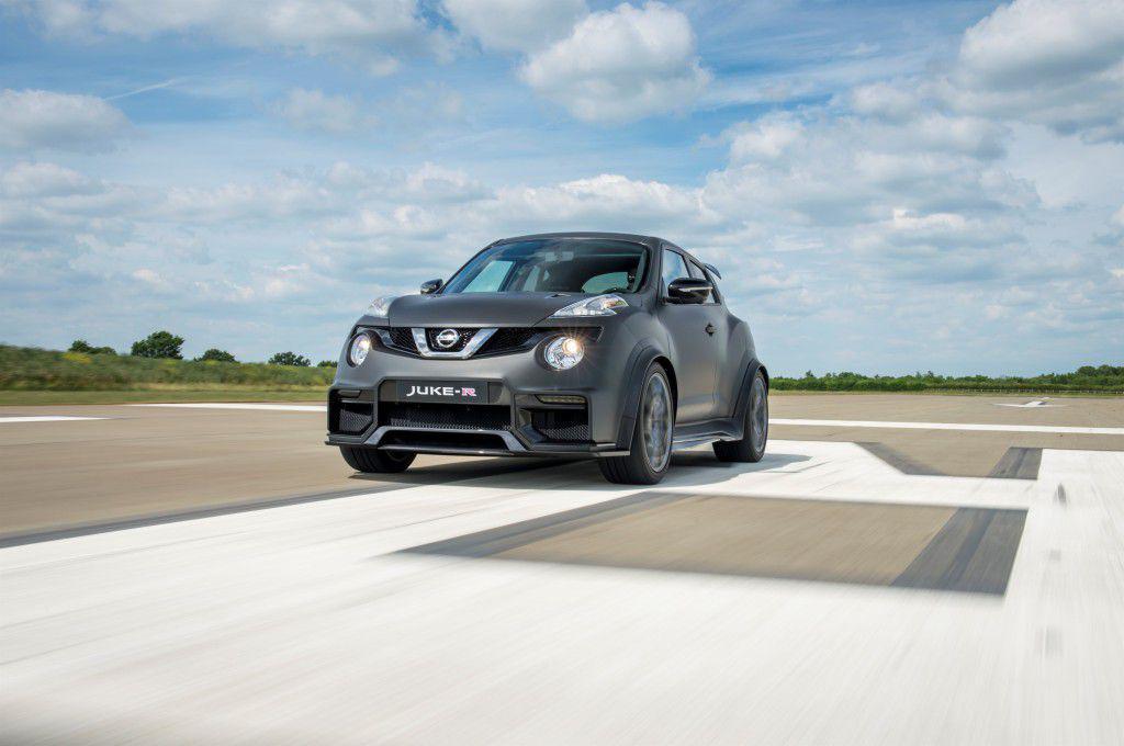 Nissan Juke-R 2.0 – Poze și detalii oficiale – Update