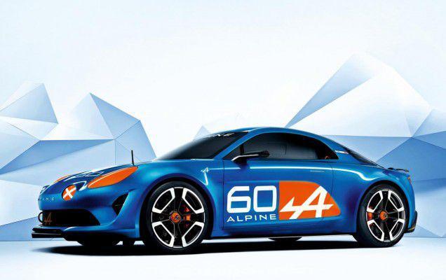 Renault Alpine ar putea folosi un motor de 1,8 litri de 300 CP