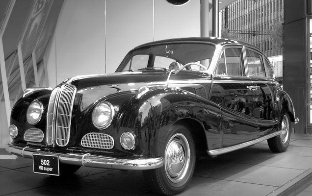 Opt lucruri pe care nu le știai despre BMW