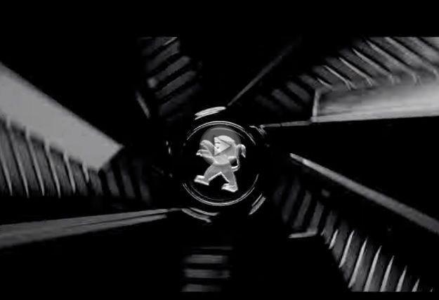 Primul teaser video cu viitorul Peugeot Fractal Concept