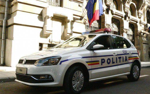 Poliția Română primește mașini noi