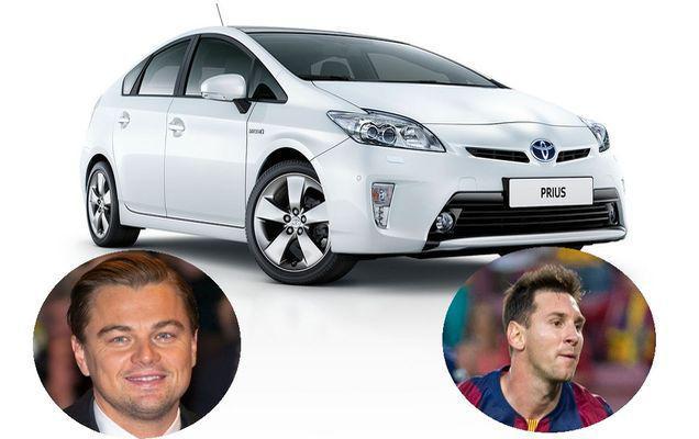 DiCaprio, imaginea mașinilor electrice, Messi, cea a automobilului indian Tata Kite