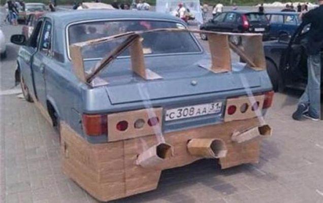 5 eleroane care fac mașinile groaznic de urâte | FOTO