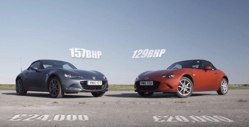 Mazda MX-5 – În căutarea motorizării optime