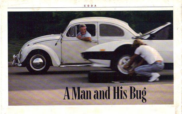 Povestea Volkswagenului Beetle care a parcurs 2.5 milioane de kilometri