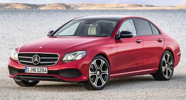 Iată primele imagini oficiale cu noul Mercedes-Benz Clasa E