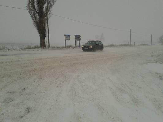 Situația drumurilor din România. Autostrada Soarelui a fost redeschisă pe tronsul Bucureşti-Lehliu
