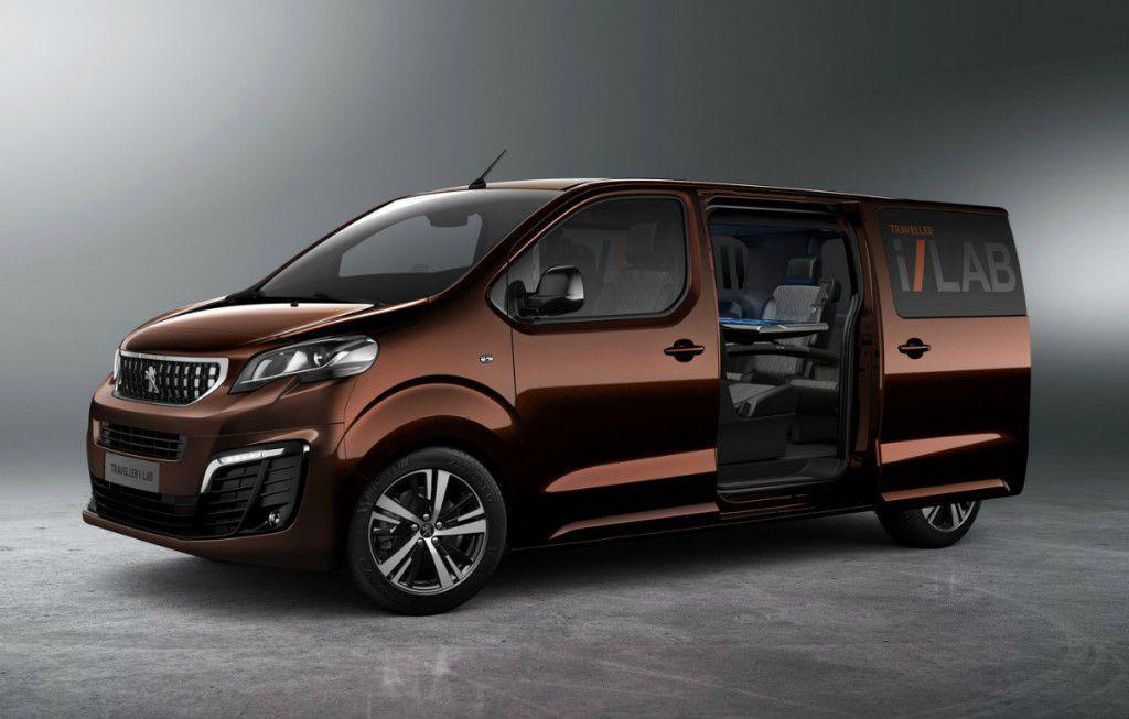 Peugeot Traveller i-Lab VIP 3.0 Shuttle – Atac la Clasa V