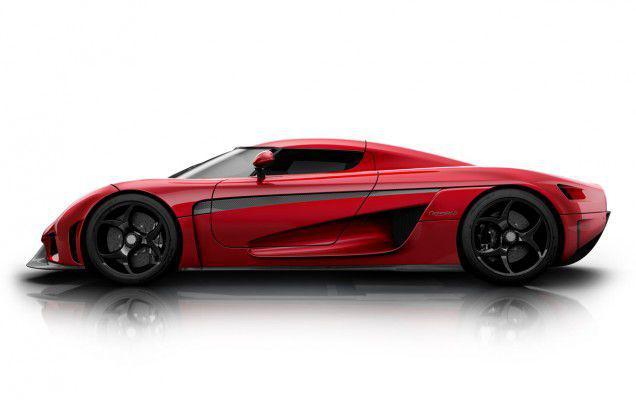 Koenigsegg exclude lansarea unui SUV