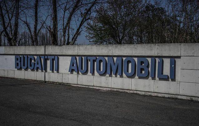 Casa supercarurilor, abandonată! Povestea fabricii Bugatti, o uzină lăsată în paragină | FOTO