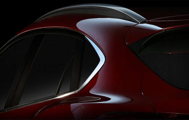 Mazda CX-4 va fi expusă la Beijing
