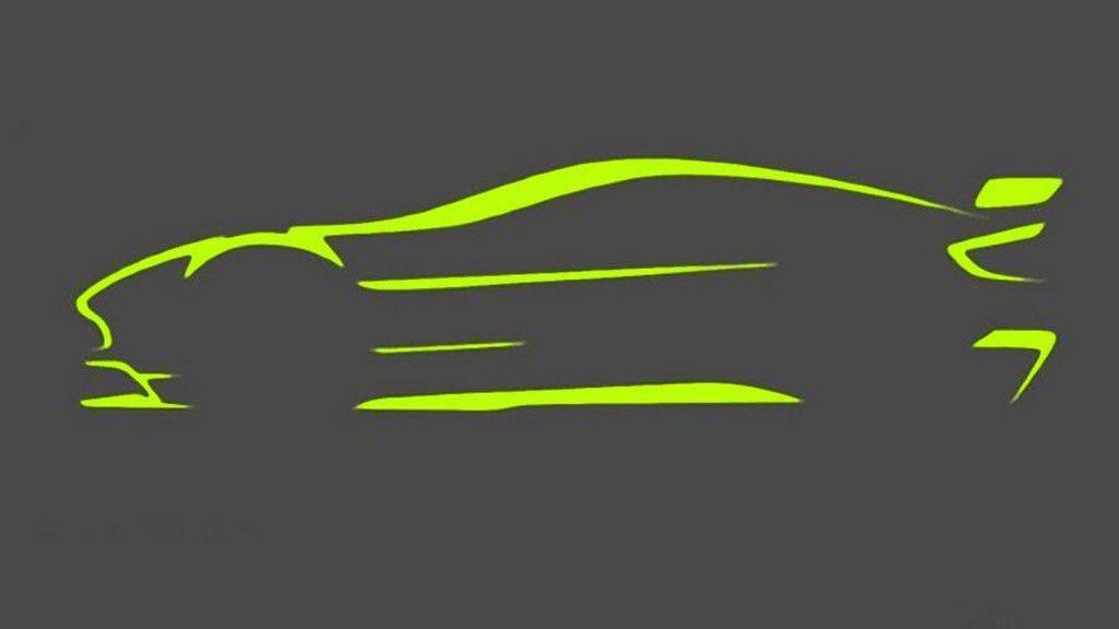 Aston Martin pregătește un Vantage GT8. Primul teaser este aici