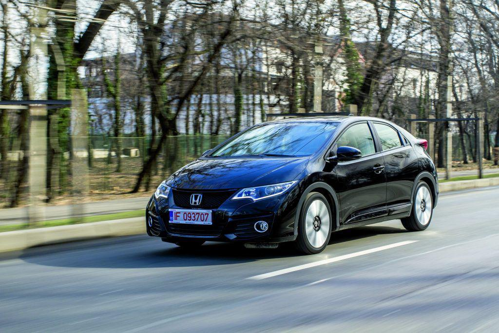 Honda Civic 1.8 i-VTEC – Update la final de carieră
