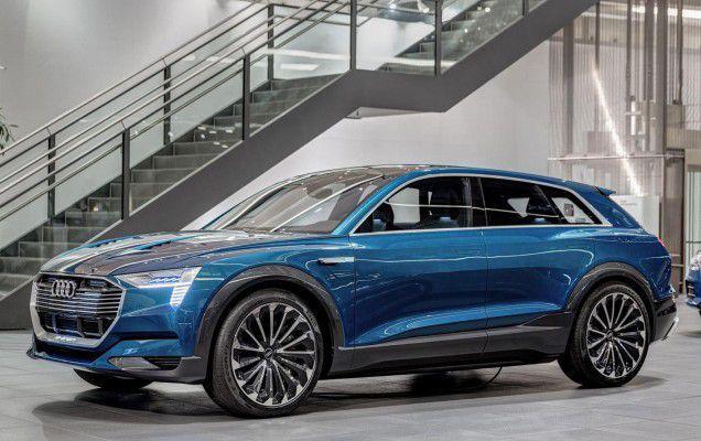 Anul și electrica! Audi și-a propus să scoată o mașină electrică la fiecare 12 luni