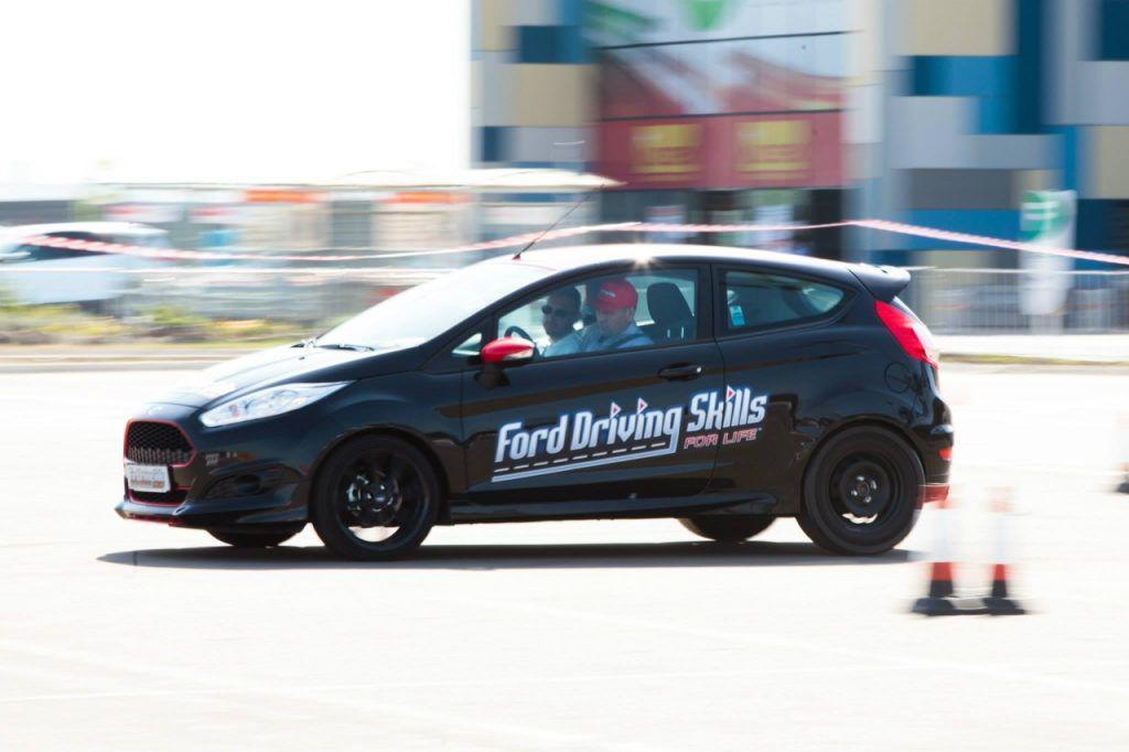 Ford Driving Skills For Life – programul care vă poate salva viața!