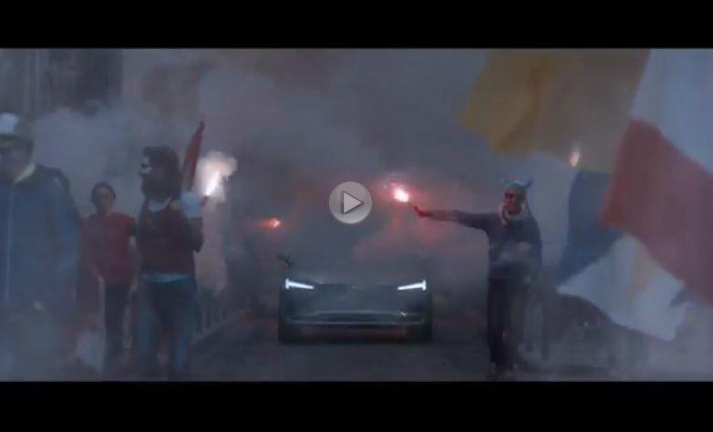 Primul teaser video cu Zlatan Ibrahimovic și campania de promovare a lui Volvo V90
