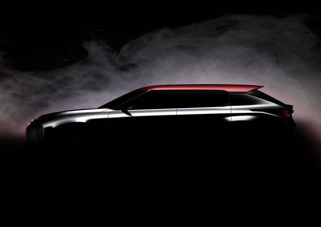 Mitsubishi Ground Tourer – Conceptul unui SUV coupe plug-in hybrid