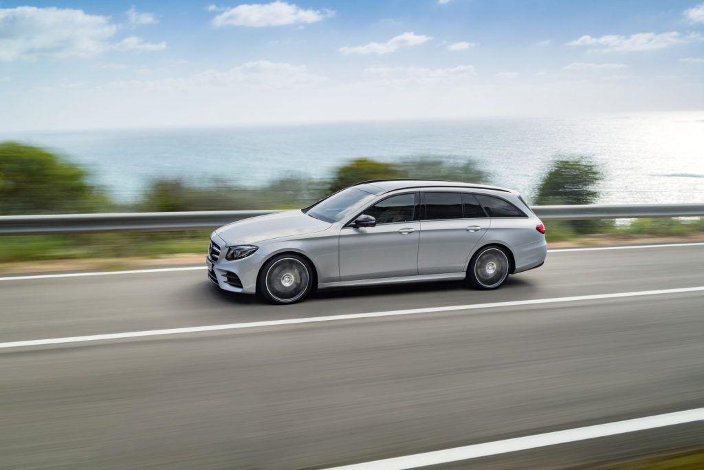 Mercedes-Benz Clasa E T-Modell – Poze și detalii oficiale