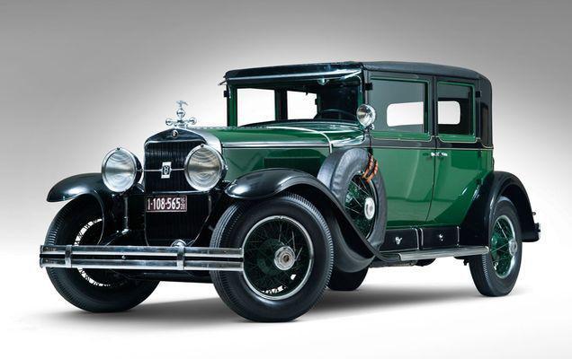 Povestea mașinii lui Al Capone! Știai că a fost condusă de un român?