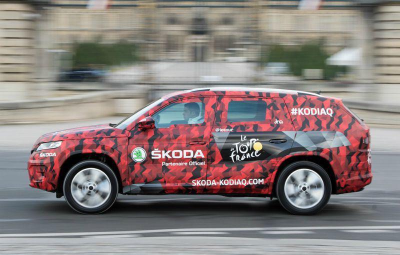 Skoda Kodiaq – Prezentare live